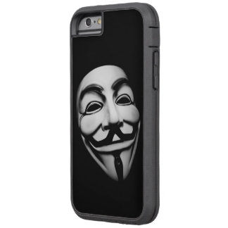 Vendetta Mask Print Tough Xtreme iPhone 6 Case