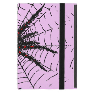 Venemous Black Spider Scary Insect Art Case For iPad Mini