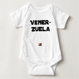 VÉNER-ZUELA - Word games - François City Baby Bodysuit