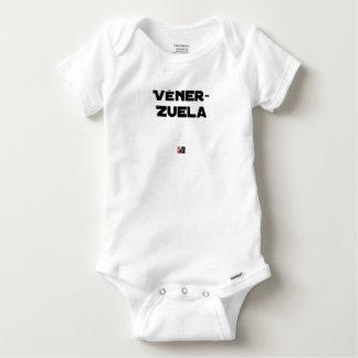VÉNER-ZUELA - Word games - François City Baby Onesie