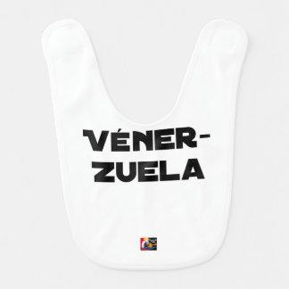 VÉNER-ZUELA - Word games - François City Bib