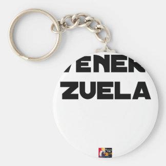 VÉNER-ZUELA - Word games - François City Key Ring