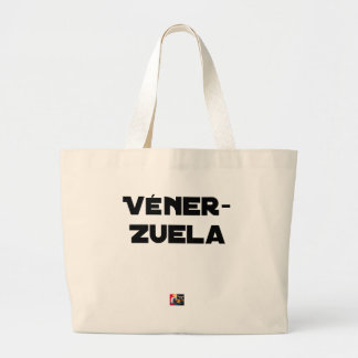 VÉNER-ZUELA - Word games - François City Large Tote Bag