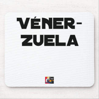 VÉNER-ZUELA - Word games - François City Mouse Pad
