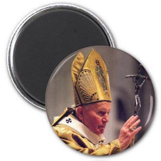 Venerable Pope John Paul II Refrigerator Magnets