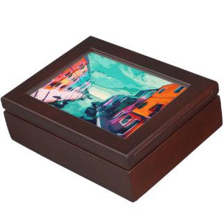 Venetian Canal Keepsake Box