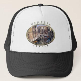 Venetian Canal Trucker Hat