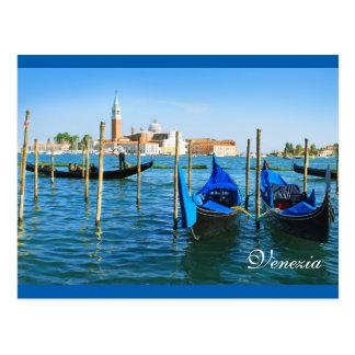 Venetian Laguna Postcard