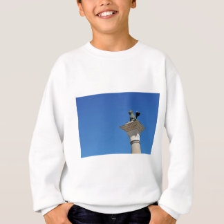 Venetian lion sweatshirt
