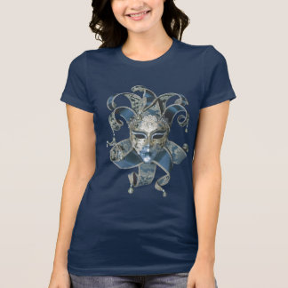 Venetian Mask Dark T-Shirt
