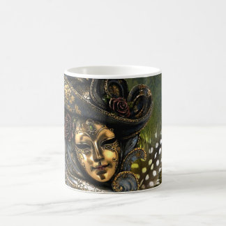 Venetian Mask Fantasy Coffee Mug