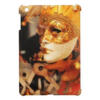 Venetian masks iPad mini cover