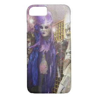 Venetian Masks iPhone 8/7 Case
