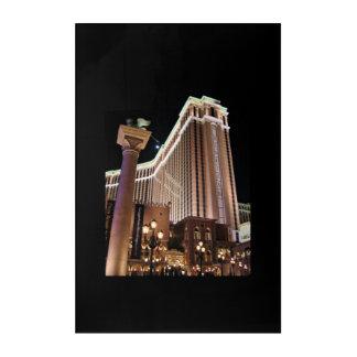 Venetian Sign Las Vegas Acrylic Wall Art