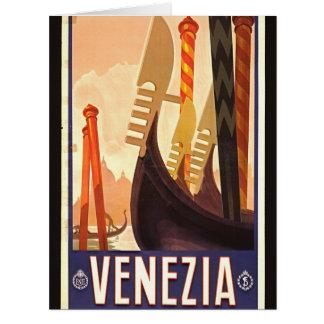 Venezia 1920 card