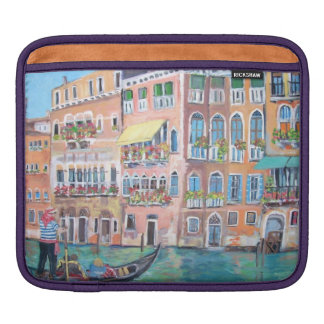 Venezia -  iPad pad Horizontal Sleeve For iPads