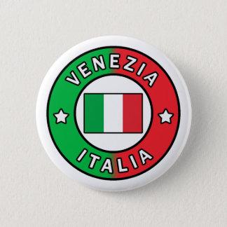 Venezia Italia 6 Cm Round Badge