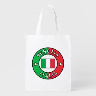 Venezia Italia Reusable Grocery Bag