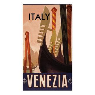 Venezia Italy, ITALY Business Card