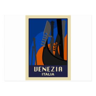 Venezia Italy Postcard