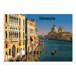 Venezia [kan.k].JPG Postcard