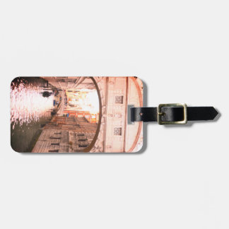 """VENEZIA"" LUGGAGE SUPPORTER LUGGAGE TAG"
