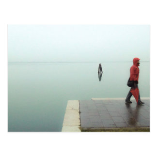 Venezia sospesa postcard
