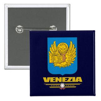Venezia (Venice) 15 Cm Square Badge
