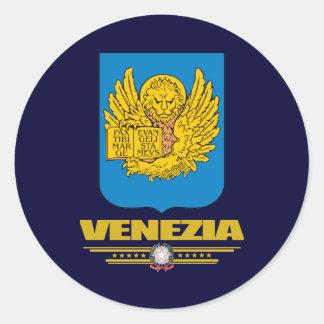 Venezia (Venice) Classic Round Sticker