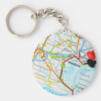 Venezia, Venice, Italy Key Ring