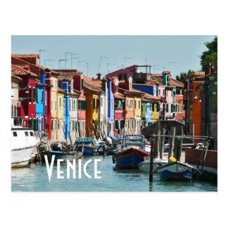 Venezia, Venice Postcard