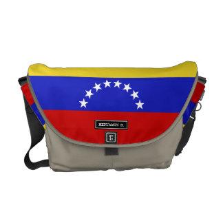 Venezuala Flag Courier Bag