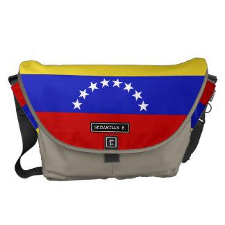Venezuala Flag Messenger Bags