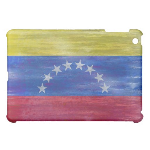 Venezuela distressed flag iPad mini covers