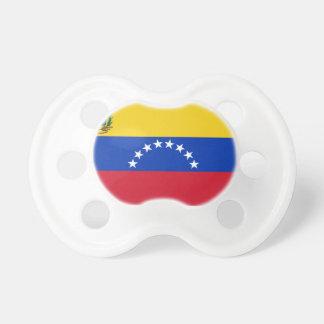 Venezuela Flag Booginhead Pacifier