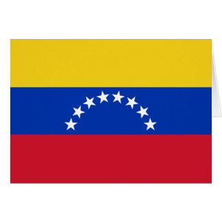 Venezuela Flag Cards