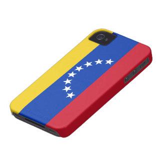 Venezuela Flag iPhone 4 Case-Mate Cases