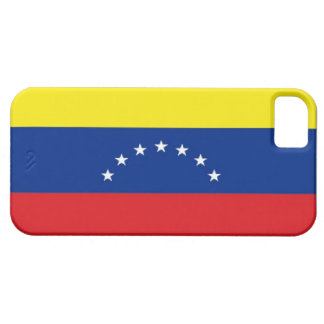 Venezuela Flag Case For The iPhone 5