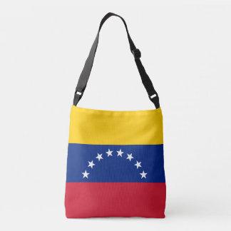 Venezuela Flag Crossbody Bag