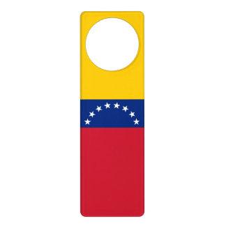 Venezuela Flag Door Hanger
