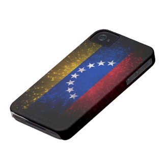 Venezuela Flag Firework iPhone 4 Cases
