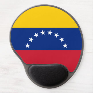 Venezuela Flag Gel Mouse Pad