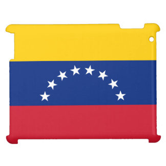 Venezuela Flag iPad Case