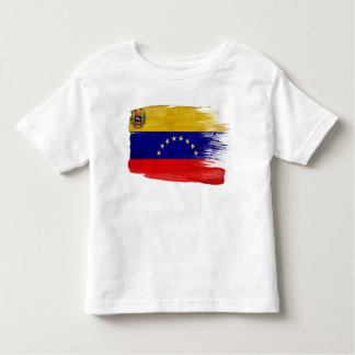 Venezuela Flag Toddler T-Shirt