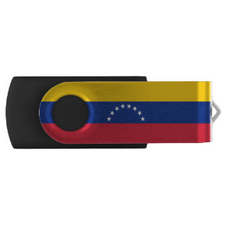 Venezuela Flag USB Flash Drive