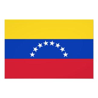 Venezuela – Venezuelan Flag Art Photo