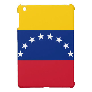 Venezuelan Flag - Flag of Venezuela - Bandera iPad Mini Cover