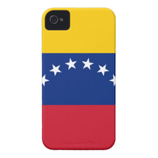 Venezuelan Flag - Flag of Venezuela - Bandera iPhone 4 Cover