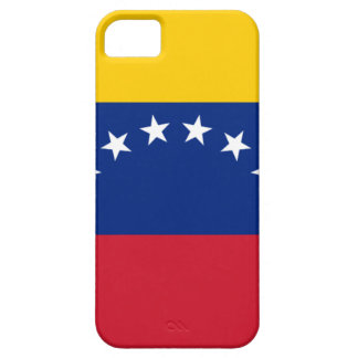 Venezuelan Flag - Flag of Venezuela - Bandera iPhone 5 Cases