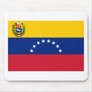 Venezuelan Flag - Flag of Venezuela - Bandera Mouse Pad